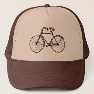 Bike bicycle  hat oatmeal cream brown