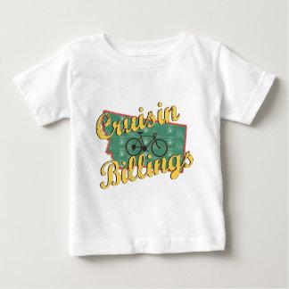 Bike Billings Bicycle Montana Baby T-Shirt