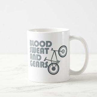 Bike - Blood, sweat and gears Coffee Mug