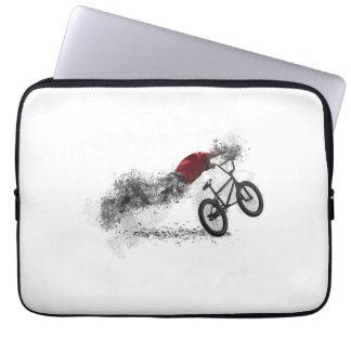 Bike BMX Hobby Laptop Computer Sleeves