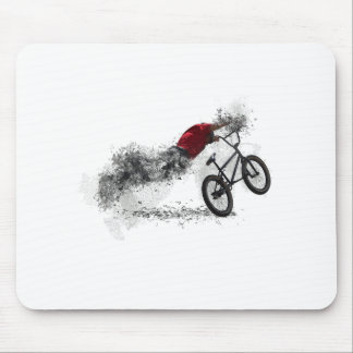 Bike BMX Hobby Mouse Pad