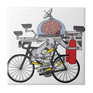 Bike Brain (cyclist of the year 3000) Tiles
