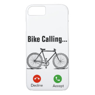 Bike Calling... iPhone 7/8 Case