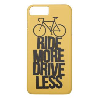 Bike Cycling Bicycle Riding Biker Less iPhone 7 Plus Case