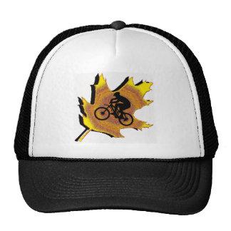 Bike Early Autumn Mesh Hats