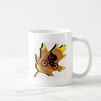 Bike Early Autumn Coffee Mug