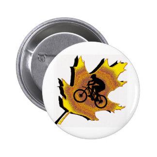 Bike Early Autumn Pins