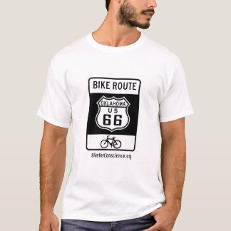 Bike for Conscience 2015 Tour T-shirt