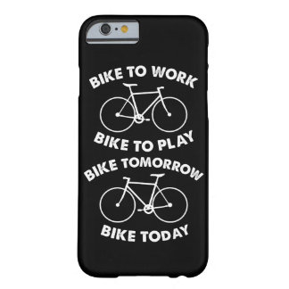 Bike Forever - Cool Cycling Barely There iPhone 6 Case