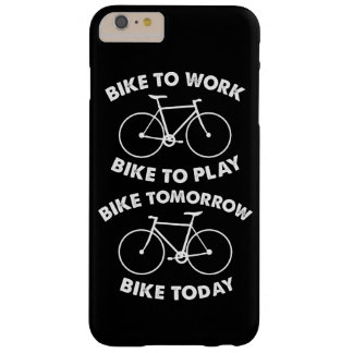 Bike Forever - Cool Cycling Barely There iPhone 6 Plus Case
