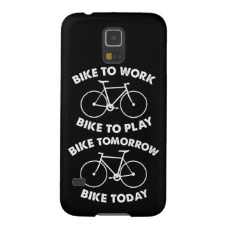 Bike Forever - Cool Cycling Galaxy S5 Cover