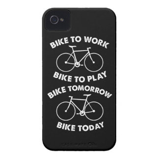 Bike Forever - Cool Cycling iPhone 4 Case-Mate Case
