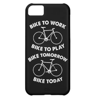 Bike Forever - Cool Cycling iPhone 5C Case