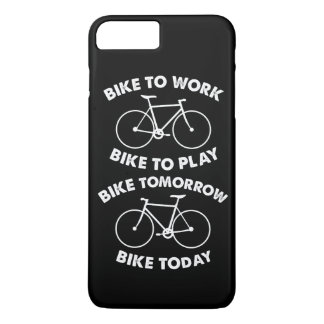 Bike Forever - Cool Cycling iPhone 8 Plus/7 Plus Case