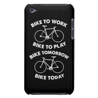 Bike Forever - Cool Cycling iPod Touch Covers