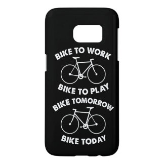Bike Forever - Cool Cycling Samsung Galaxy S7 Case