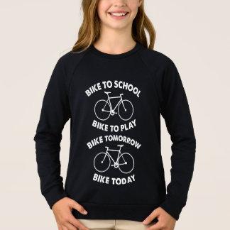 Bike Forever - Cool Cycling Sweatshirt