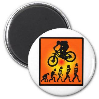 Bike Gone GoGO 2 Inch Round Magnet