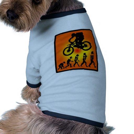 Bike Gone GoGO Pet Tee