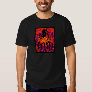 Bike Hidden Trail T-shirts