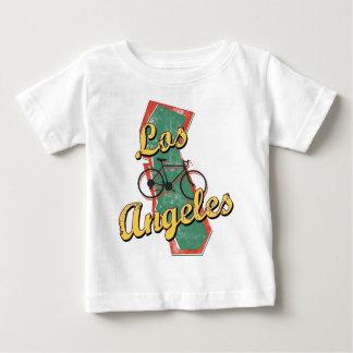Bike Los Angeles Bicycle California Baby T-Shirt