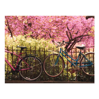 Bike Love Postcard