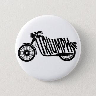 Bike lovers 2 inch round button