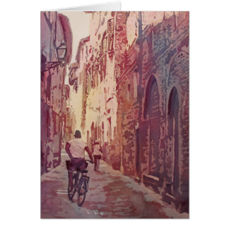 Bike Lucca Card