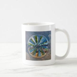 Bike Mandala Coffee Mug