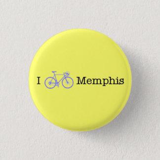 Bike Memphis 1 Inch Round Button