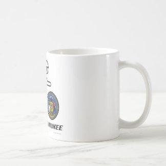 Bike Milwaukee Coffee Mug
