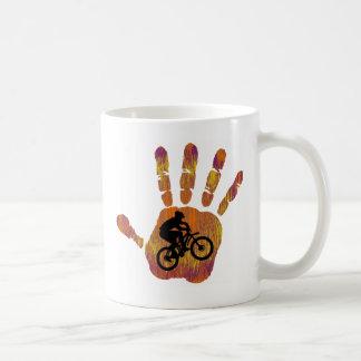 Bike Mojave Style Classic White Coffee Mug