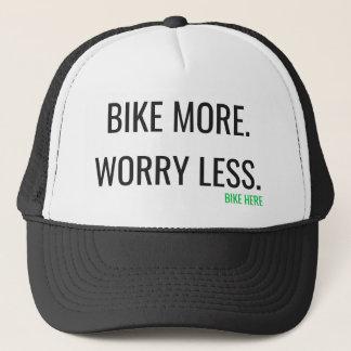 Bike More Trucker Hat