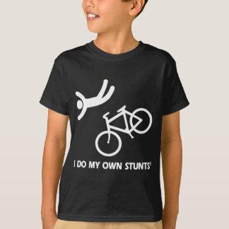 Bike My Own Stunts T-Shirt