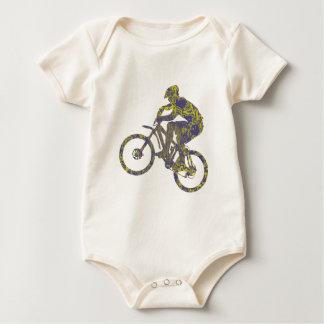 Bike New Territory Baby Bodysuit