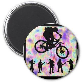 Bike NEXT MOVE 2 Inch Round Magnet