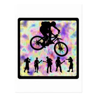 Bike NEXT MOVE Postcard