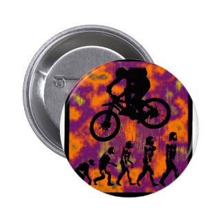 bike NO EXCUSES Pin