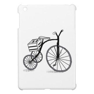 Bike on 3 wheels case for the iPad mini