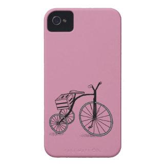 Bike on 3 wheels iPhone 4 case