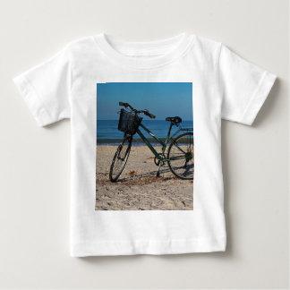 Bike on Barefoot Beach II Baby T-Shirt
