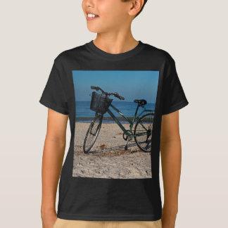 Bike on Barefoot Beach II T-Shirt