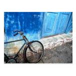 Bike Parking Postcards