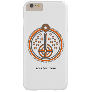 Bike parts pattern barely there iPhone 6 plus case