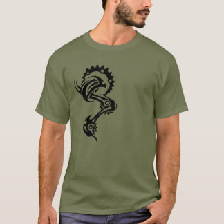 Bike tattoo shirt