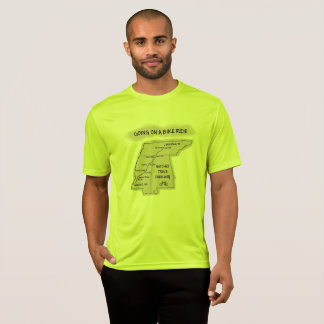 Bike the Natchez Trace T-Shirt
