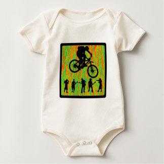 Bike The Strider Baby Bodysuit