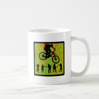 Bike The Strider Basic White Mug