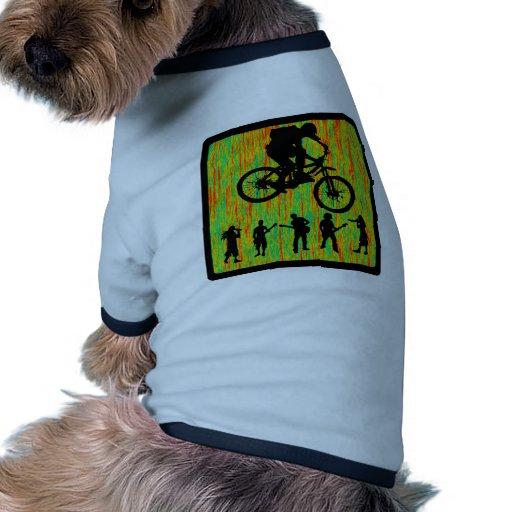 Bike The Strider Doggie T-shirt