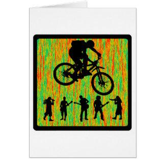 Bike The Strider Greeting Card